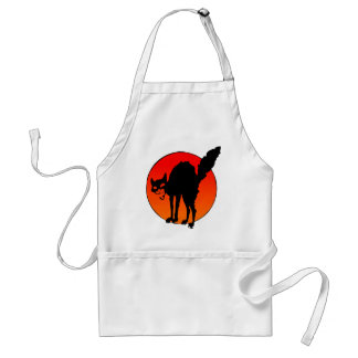 Syndicalist's cat standard apron