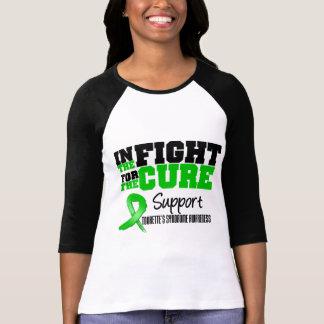 Syndrome de la Tourette dans le combat pour le T Shirt