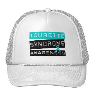 Syndrome de Tourette Casquette