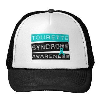 Syndrome de Tourette Casquettes