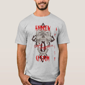 SYNFULV CUSTOM ANDREW ARTIST SHIRT T-Shirt
