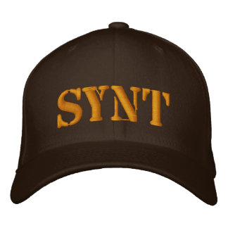 SYNT EMBROIDERED HAT