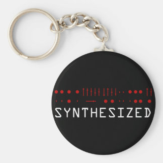 Synthesized Keychain