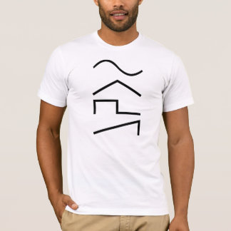 Synthesizer Analog Moog Waves T-shirt