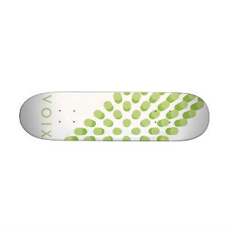 Synthetic Grass Green Pills Pattern - Custom Deck Skateboards