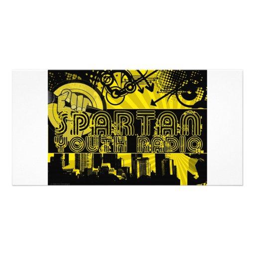 SYR Retro Urban Photo Card