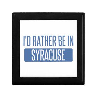 Syracuse Gift Box