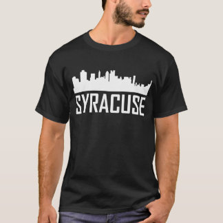 Syracuse New York City Skyline T-Shirt