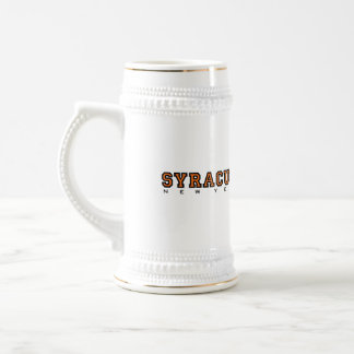 Syracuse, New York - Ltrs2 Beer Stein