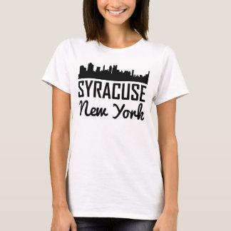 Syracuse New York Skyline T-Shirt