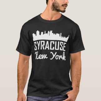 Syracuse New York Skyline T-Shirt