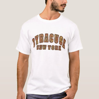 Syracuse NY Autumn Colors T-Shirt