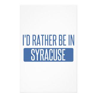 Syracuse Stationery