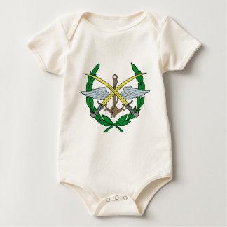 Syria_Armed_Forces_Emblem Baby Bodysuit