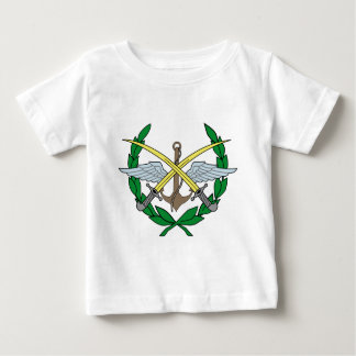 Syria_Armed_Forces_Emblem Baby T-Shirt