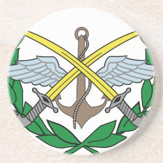 Syria_Armed_Forces_Emblem Coaster