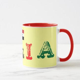 Syria* Ceramic Mug / سوريا القدح السيراميك