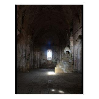 Syria - Chapel of  Le Crac des Chevaliers Postcard
