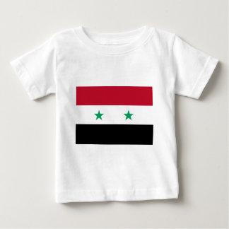 Syria flag baby T-Shirt