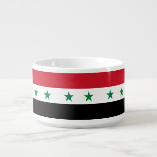 Syria Flag Bowl
