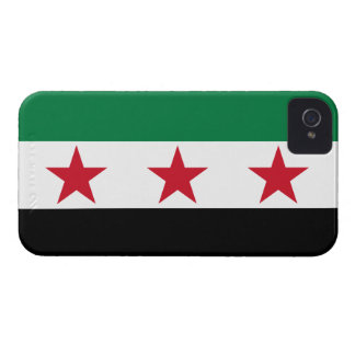 Syria Flag iPhone 4 Covers
