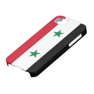 Syria Flag iPhone 5 Cases