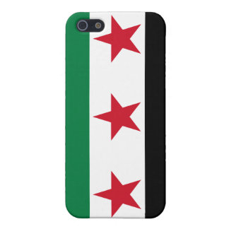 Syria Flag iPhone 5 Covers