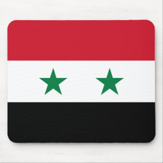 Syria Flag Mouse Pad