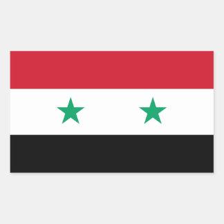 Syria Flag Sticker
