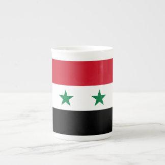 Syria Flag Tea Cup