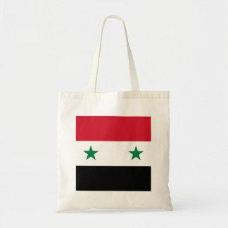 Syria Flag Tote Bag