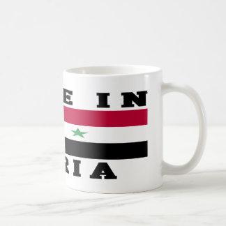 Syria Made In Designs Coffee Mug