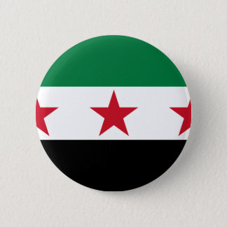syria opposition 2 inch round button