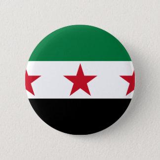 syria opposition 2 inch round button