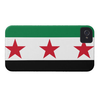 syria opposition iPhone 4 Case-Mate case