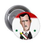 Syria Pinback Button