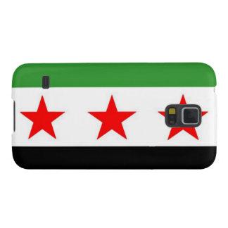 Syria Republic Flag Galaxy S5 Case