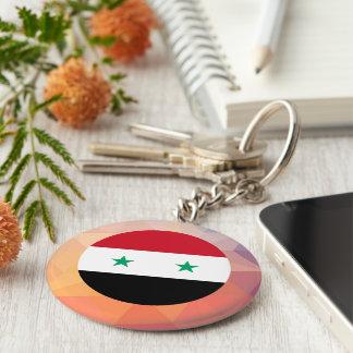 Syria Souvenir Keychain