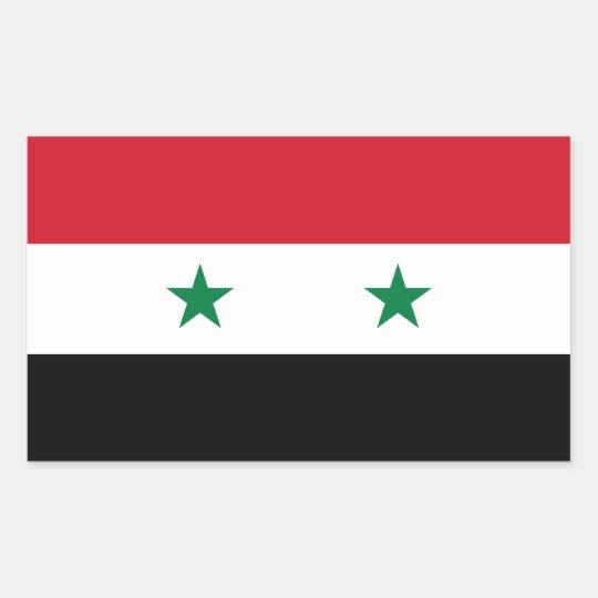 Syria/Syrian Flag Sticker