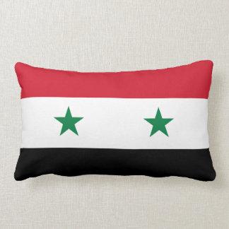 Syrian flag pillow