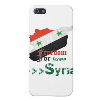 Syrian Freedom iPhone 5 Cover