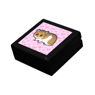 Syrian Hamster Love Gift Boxes
