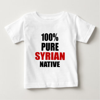 SYRIAN NATIVE BABY T-Shirt