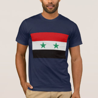 Syria's Flag T-Shirt
