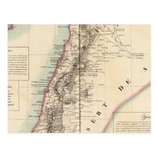 Syriea and Palestine Asia 63 Postcard