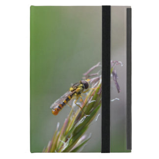 Syrphid fly iPad case