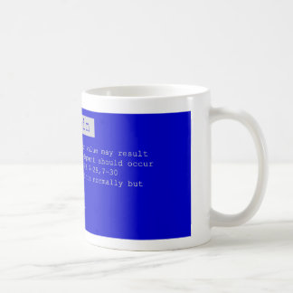 SysAdmin Appreciation Day Mug