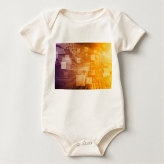 System Development Platform and Reporting Tool Baby Bodysuit