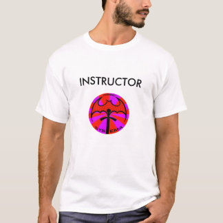 SYSTEMA LOGO, INSTRUCTOR T-Shirt
