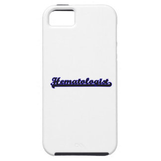 Système de travail classique d'hématologue coque iPhone 5 Case-Mate